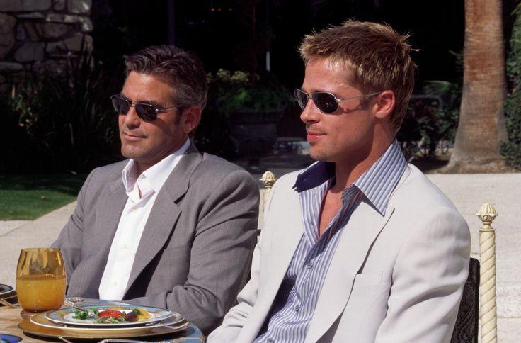 Brad et George