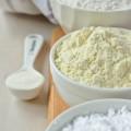 Farines sans gluten (Farine de riz, de millet et fécule de pommes de terre) © Iryna Melnyk - shutterstock