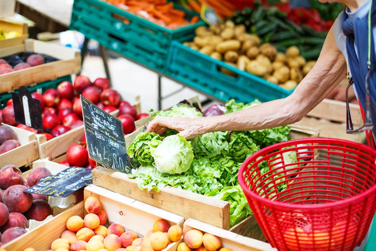 Marché de Provence ©Irina Wilhauk Shutterstock