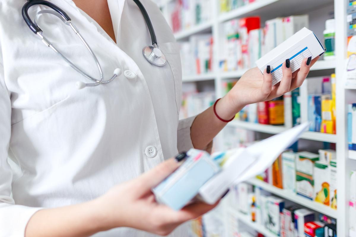 Pharmacie © Aleksandar Karanov shutterstock