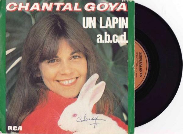 Ce matin un lapin - Chantal Goya