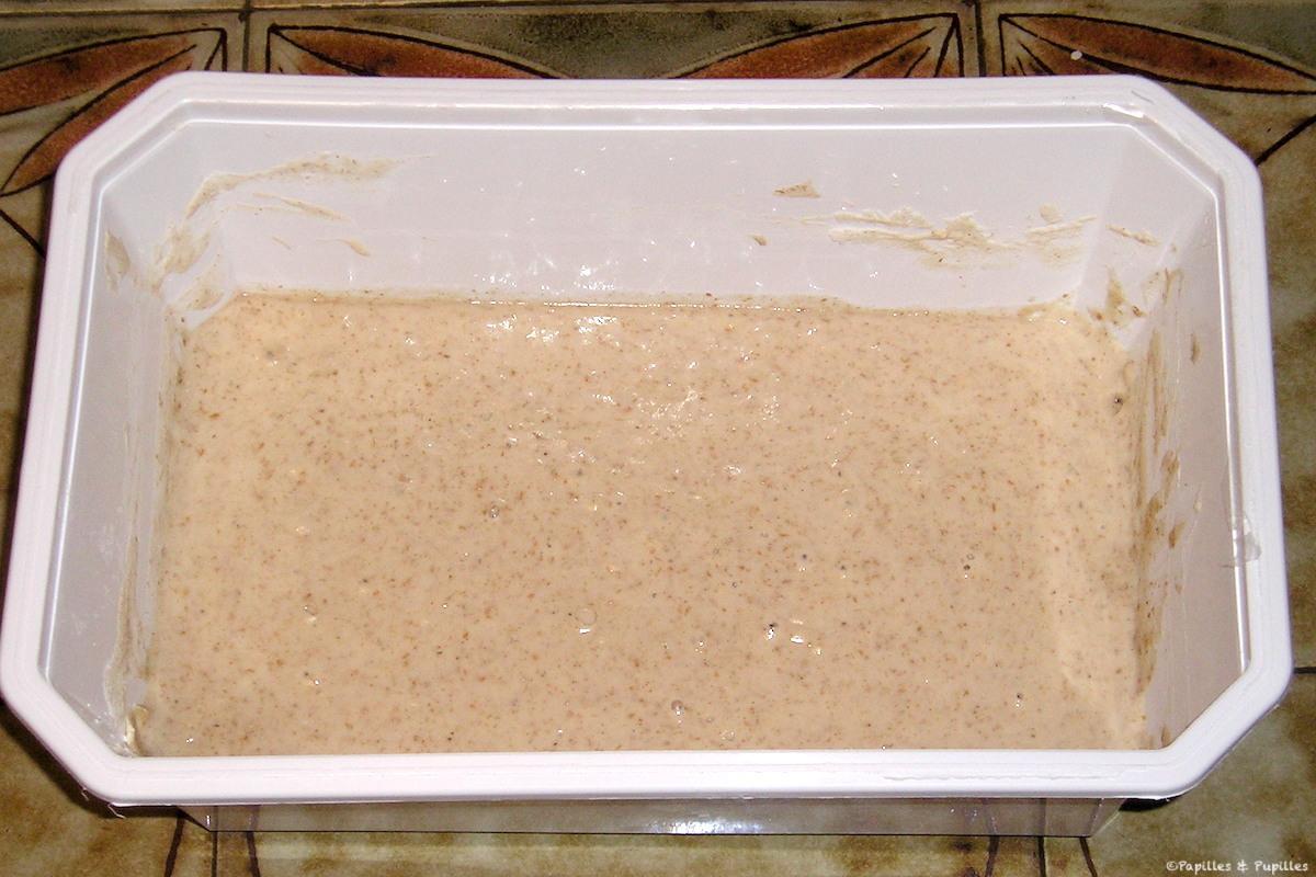Laissez fermenter 12 heures à température ambiante