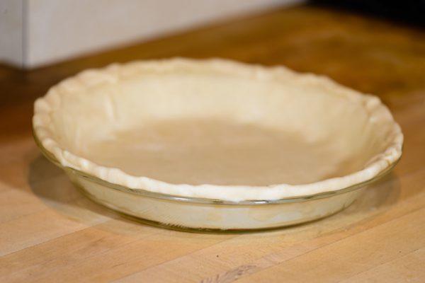 Pâte à tarte sans oeufs sans lait (c) John E Heintz Jr shutterstock