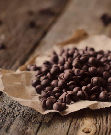 Pépites de chocolat © Nataliya Arzamasova shutterstock