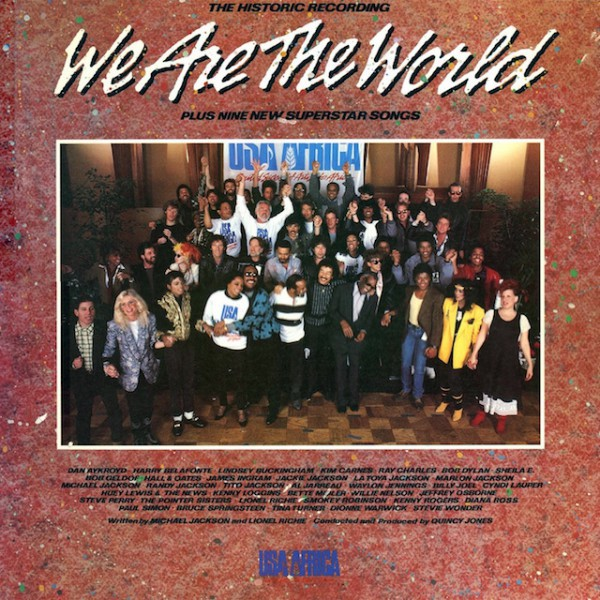 We are the world