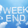 Weekend ©phloxii shutterstock