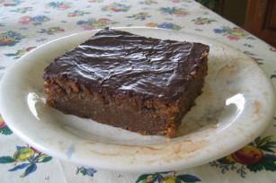 Gâteau aux marrons sans gluten