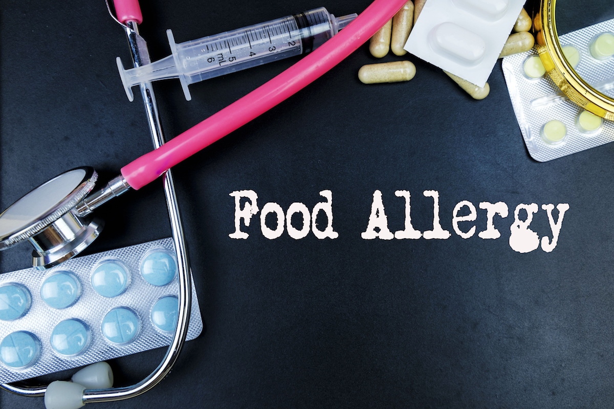 Allergies alimentaires ©Papa Annur shutterstock