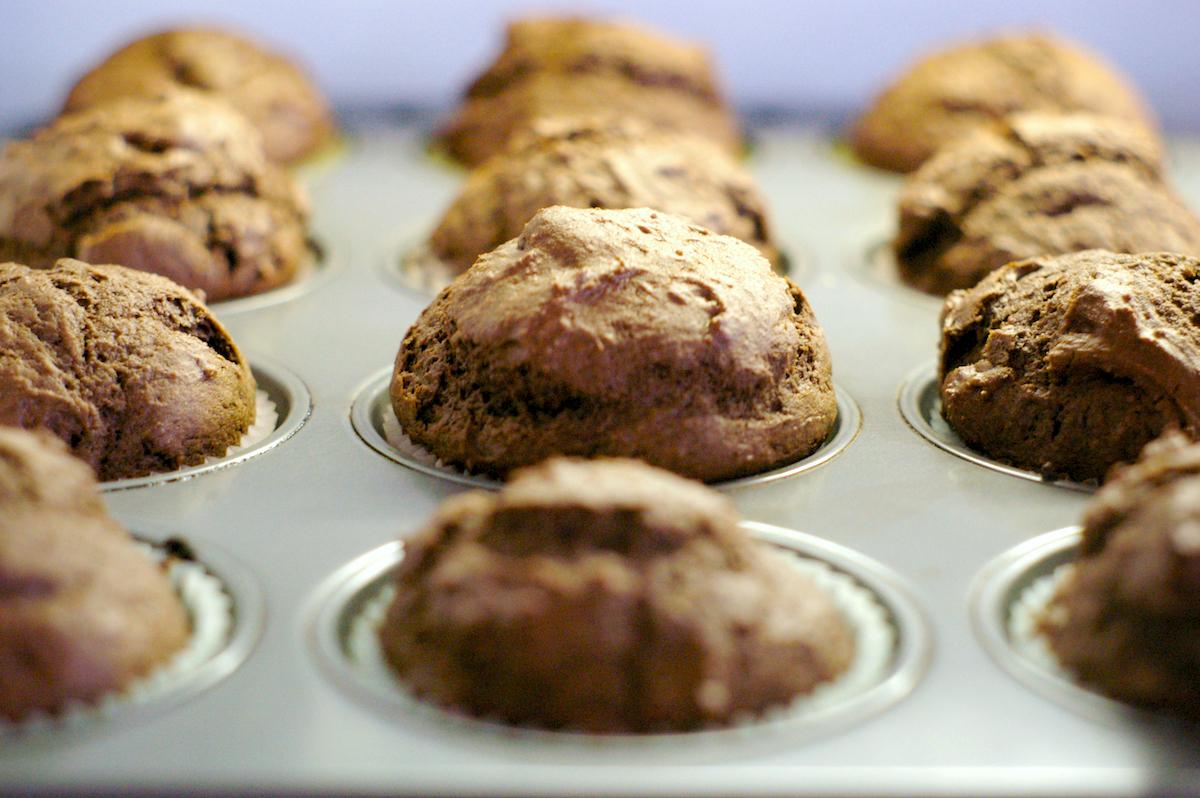 Gâteau au chocolat - Chocolate cake