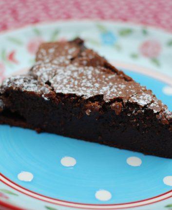 Gâteau au chocolat (c) Shokotov CC0 Public Domain - Pixabay
