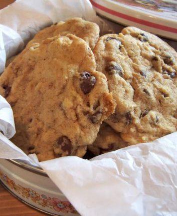 Chocolat chip cookies de Neiman Marcus
