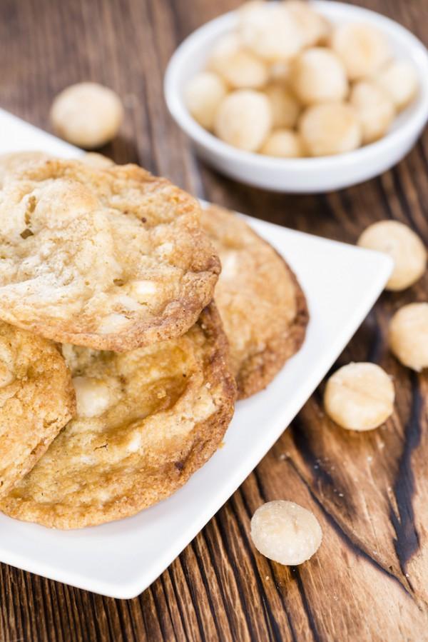 Cookies aux noix de macadamia (c) ploedfisch shutterstock