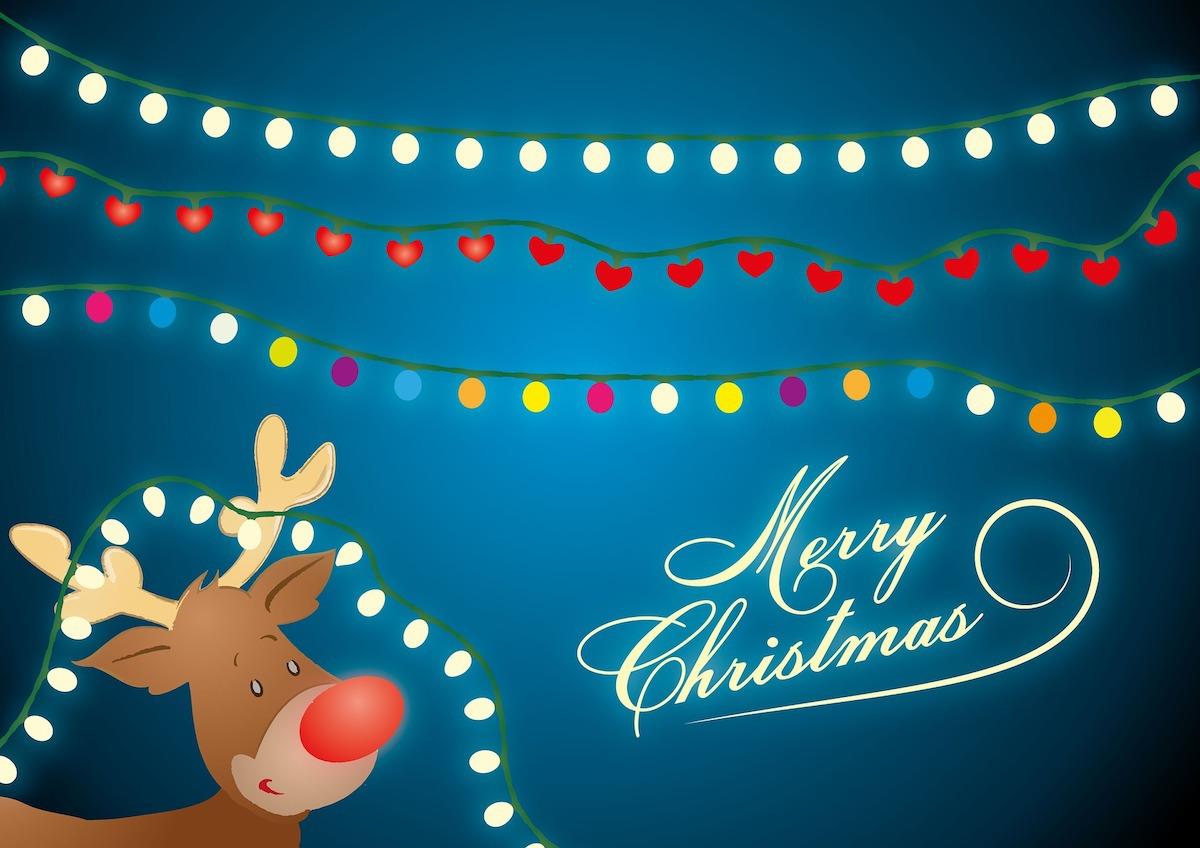 Joyeux Noël (c) Pixaline - Pixabay CCO public domain