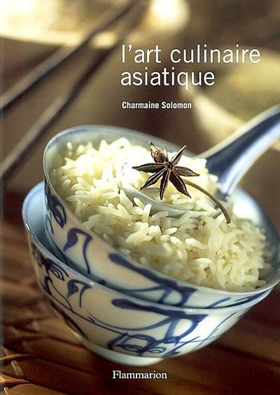 L'art culinaire asiatique