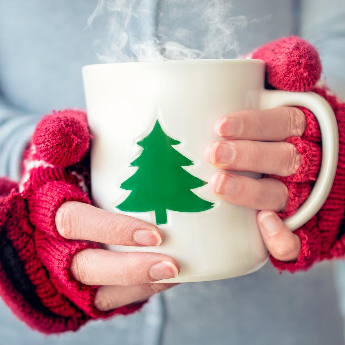 Thé de Noël ©e llaszlo shutterstock