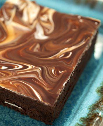 Bouchées marbrées aux 2 chocolats ©De Flavio Gallozz shutterstock