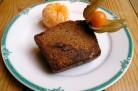 Cake aux marrons glacés et à la crème de marrons