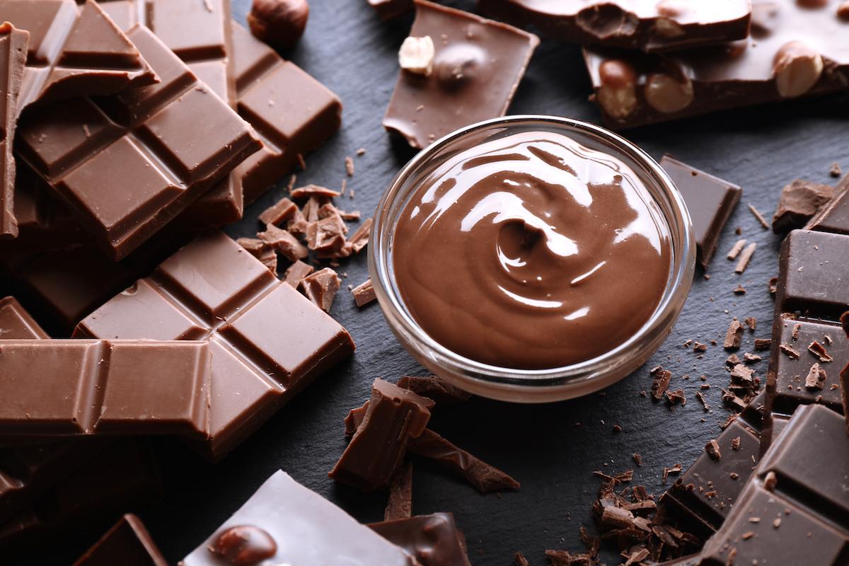 Crème au chocolat sans oeufs ©Africa Studio. shutterstock