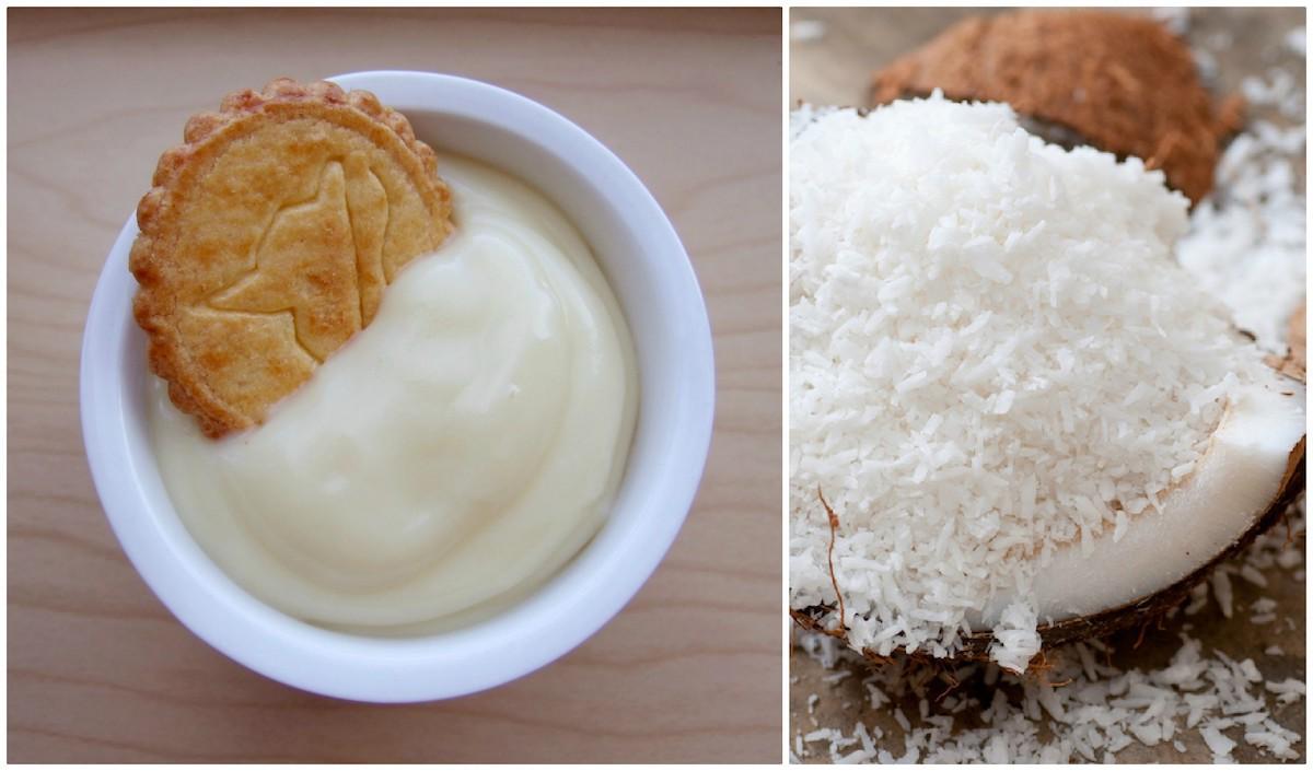 Crème coco