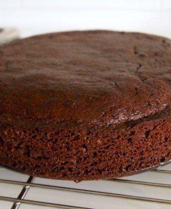 Gâteau au chocolat à la brésilienne sans oeufs sans lait (c) Karen CC BY-NC-ND 2.0
