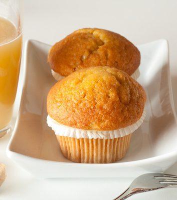 Muffins au miel et à l'orange ©Minerva Studio shutterstock