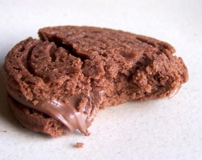 Petits délices au Nutella sans oeufs