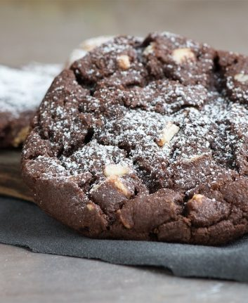 Cookies très chocolat sans oeufs (c) Pezibear CC0 Public Domain Pixabay