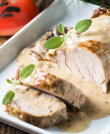 Filet mignon sauce au yaourt ©istetiana shutterstock