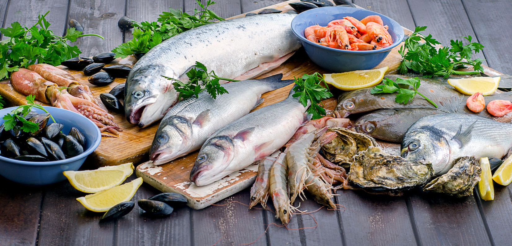 Tips for choosing and preparing fish