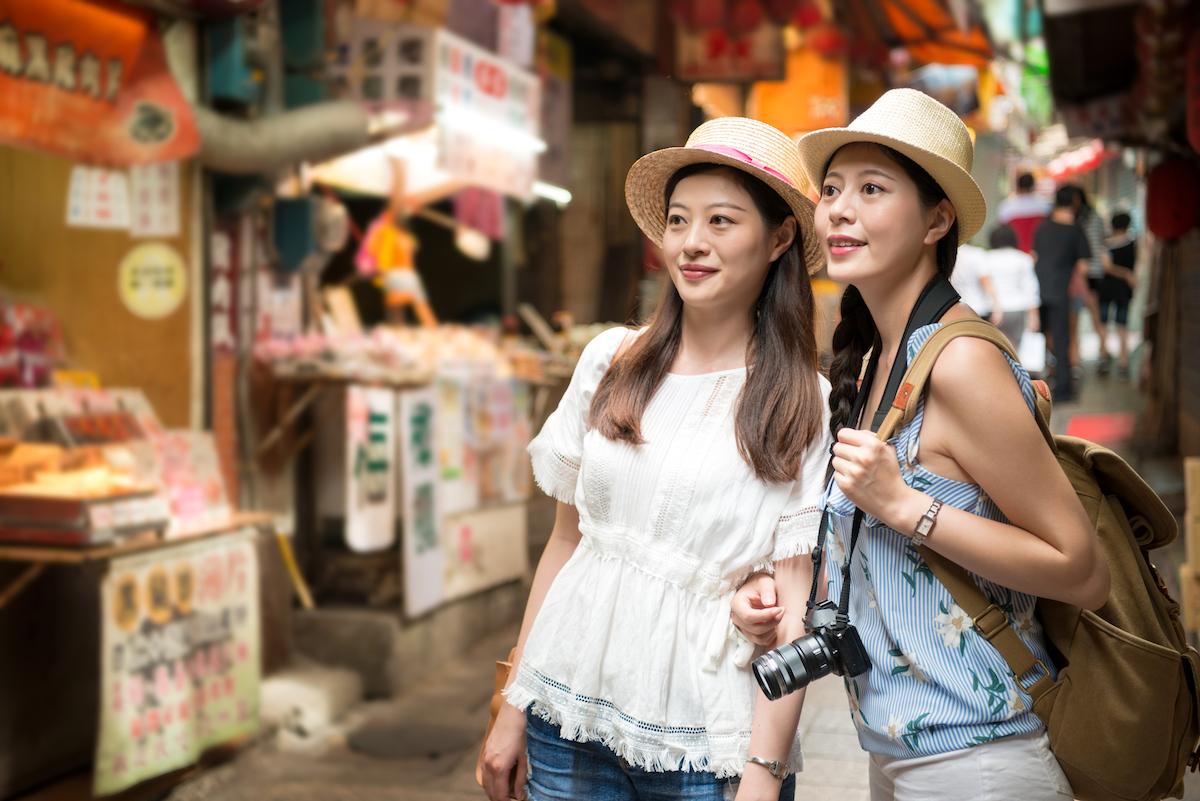 Taipei © PR Image Factory shutterstock