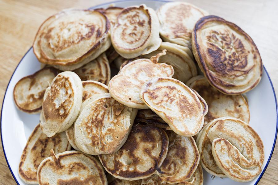 Blinis sans oeufs (c) gastronomad DK