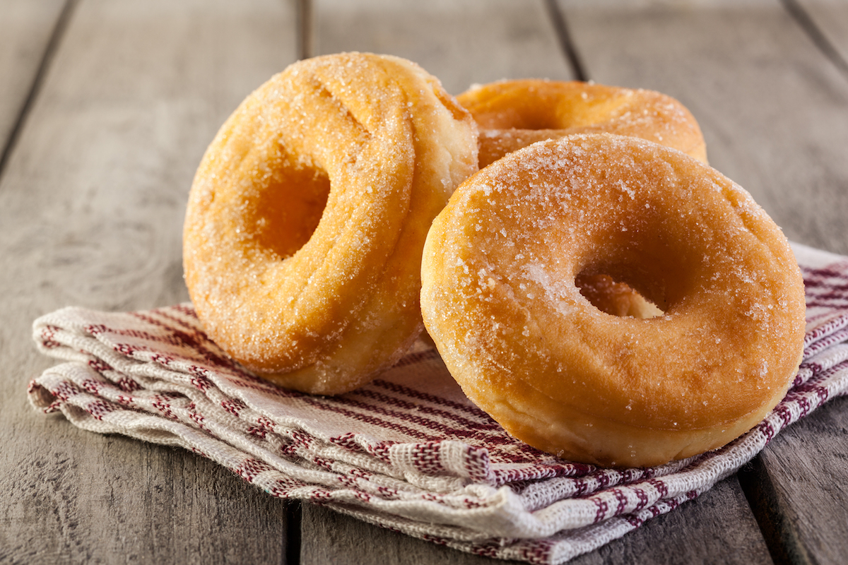 Doughnuts © Slawomir Fajer shutterstock