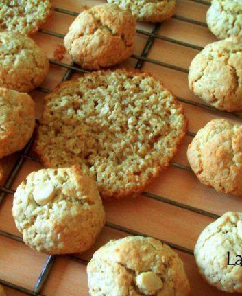 Gâteaux aux flocons d'avoine sans oeufs