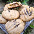 Sablés aux figues et à la farine de châtaignes sans oeufs