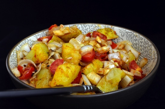 Salade de pommes de terre ©Michael W. May - licence CC BY-NC-ND 2.0