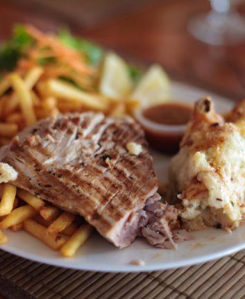 Steak de thon (c)Aurimas CC BY-ND 2.0