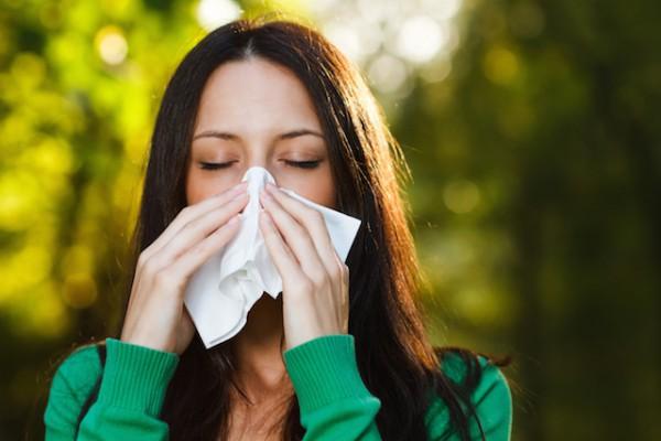 Allergie saisonnière ©InesBazdar shutterstock