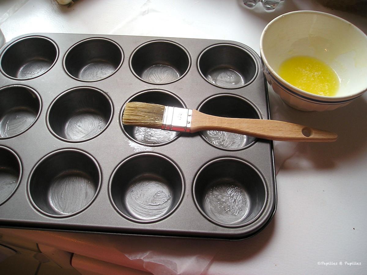 Badigeonnez de beurre fondu
