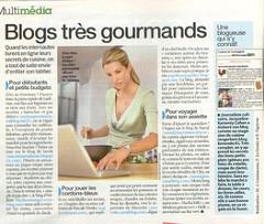 Blogs gourmands