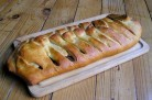 Brioche suédoise à la pâte à tartiner