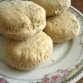 Muffins plats sans oeufs sans lait