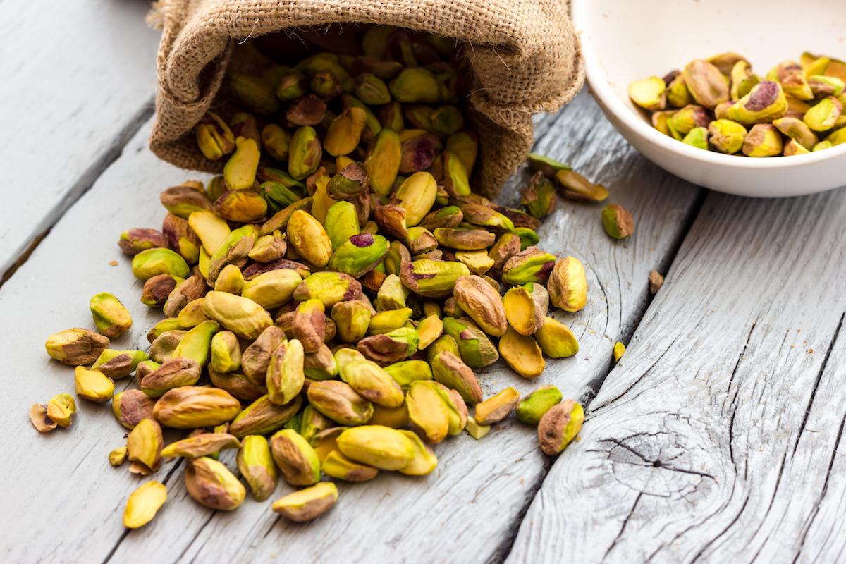 Recette Glace Pistache Sans Oeufs sablé aux pistaches sans oeufs