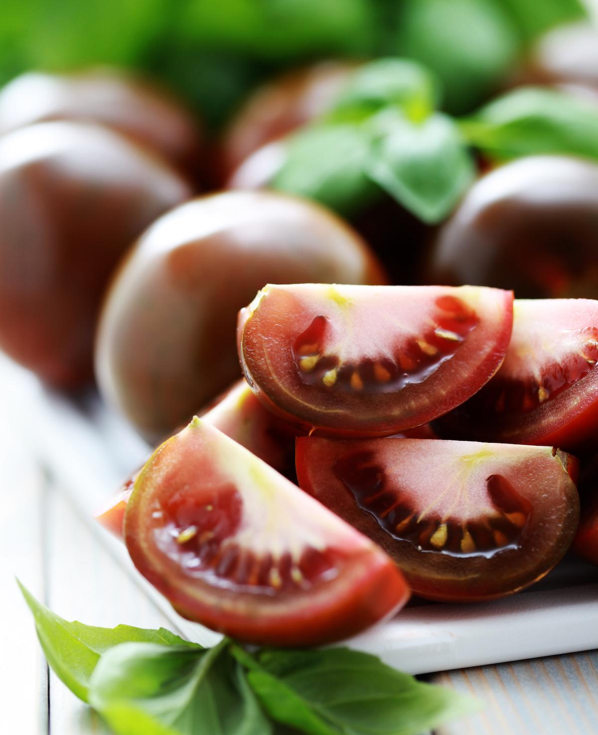 Tomates Kumato ©matka_Wariatka shutterstock