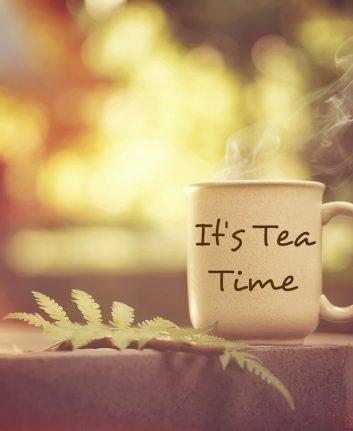 A l'heure du thé ©Zai Di shutterstock