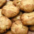 Cookies au miel et au noix de macadamia sans oeufs