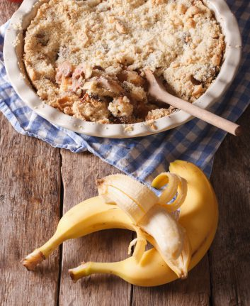 Crumble banane citron vert ©AS Food studio shutterstock
