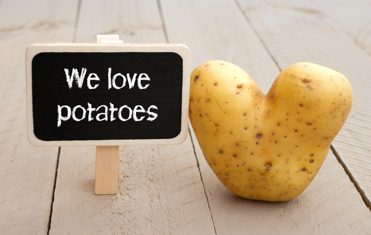 Epatante patate ©docstockmedia shutterstock