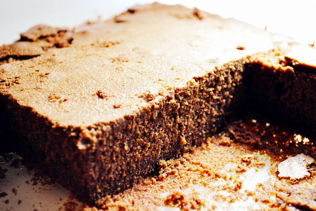 Gateau chocolat sans oeuf cacao