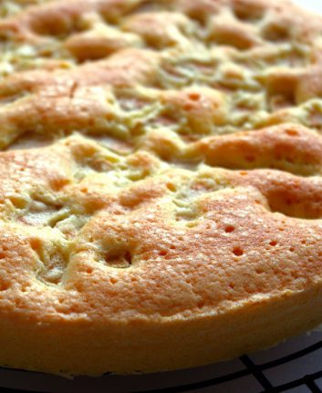 Gâteau diététique sans oeufs sans lait (c) Isabelle Hurbain-Palatin CC BY-SA 2.0