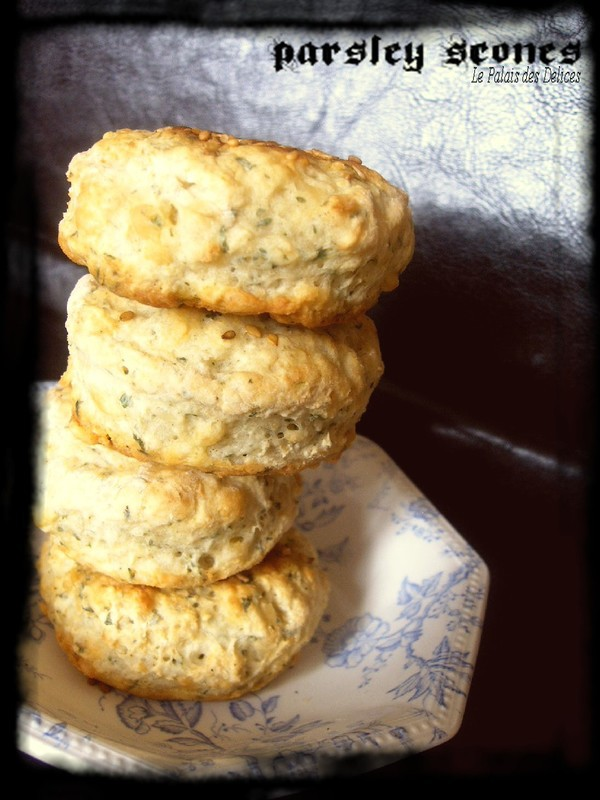Parsley Scones